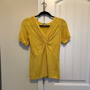 Old Navy Gold/Yellow Top